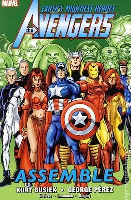 Avengers Assemble (1998-2004) (Hardcover) #3