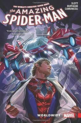 The Amazing Spider-Man Vol. 4 (2015) (Softcover) #2