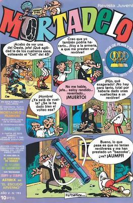 Mortadelo (1970) (Grapa) #195