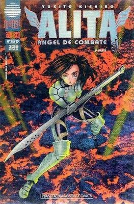 Alita, ángel de combate. 6ª parte #1