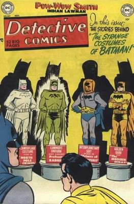 Detective Comics Vol. 1 (1937-2011; 2016-) (Comic Book) #165