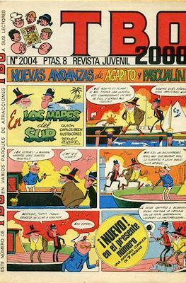 TBO 2000 - El TBO (Grapa) #2004