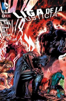 Liga de la Justicia. Nuevo Universo DC / Renacimiento #6