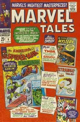Marvel Tales (Comic Book) #9