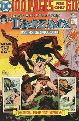 Tarzan (Comic-book) #233