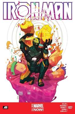 Iron Man (Vol. 5 2012-2014) (Comic Book) #27