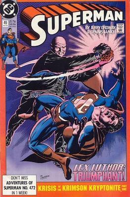 Superman Vol. 2 (1987-2006) (Comic Book) #49