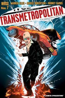 Transmetropolitan (Rústica 48-144 pp) #7