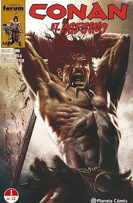 Conan el Asesino (Grapa 64 pp) #1