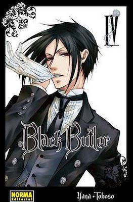 Black Butler (Rústica con sobrecubierta) #4