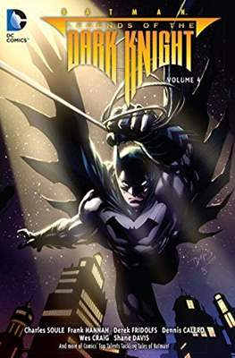 Batman: Legends of the Dark Knight Vol. 2 (2012) (Softcover) #4