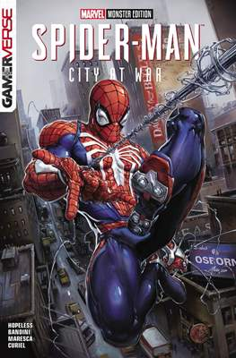 Spider-Man: City At War - Marvel Monster Edition