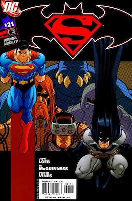Superman / Batman (2003-2011) (saddle-stitched) #21