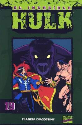 Coleccionable El Increíble Hulk (2003-2004) (Rústica. 80-96 páginas) #19