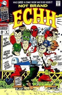 Not Brand Echh (Comic-book) #9
