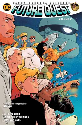 Future Quest Vol. 1 (Trade Paperback) #2
