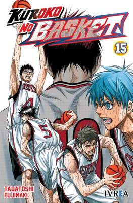 Kuroko no Basket (Rústica con sobrecubierta) #15