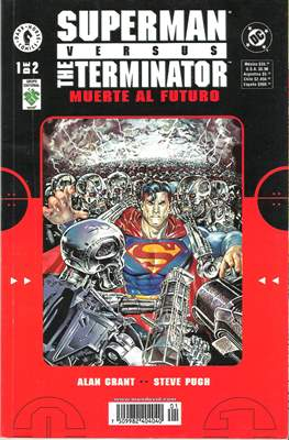Superman versus The Terminator: Muerte al futuro #1