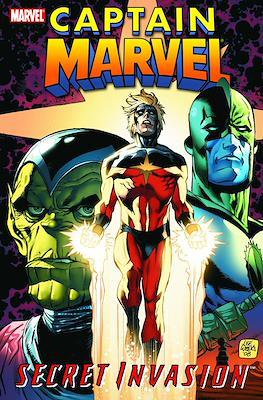 Captain Marvel. Secret Invasion
