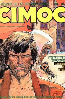 Cimoc (Grapa 60-132 pp) #22