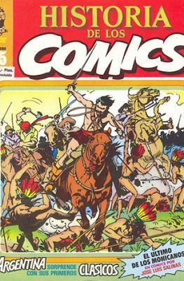 Historia de los Cómics (Grapa 32 pp) #15