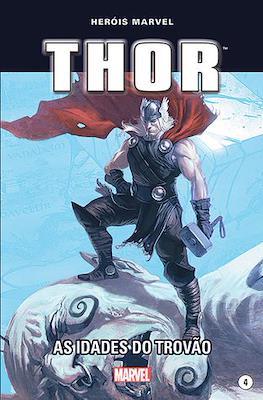 Heróis Marvel - Série I #4