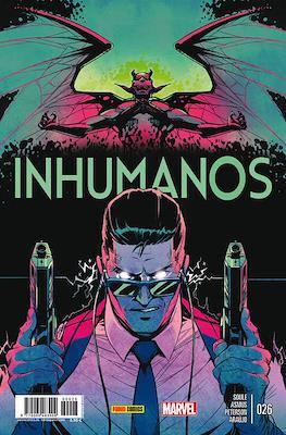 Inhumano / Inhumanos (2014-2018) (Grapa) #26