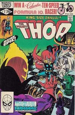 The Mighty Thor Annual (1966-1994) #9