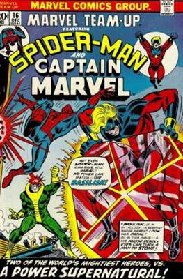 Marvel Team-Up Vol. 1 (Comic-Book) #16