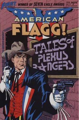 American Flagg! (Comic book) #17