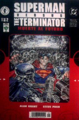 Superman vs The Terminator: Muerte al futuro #1