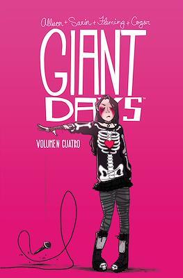 Giant Days (Rústica) #4