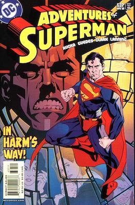 Superman Vol. 1 / Adventures of Superman Vol. 1 (1939-2011) (Comic Book) #637