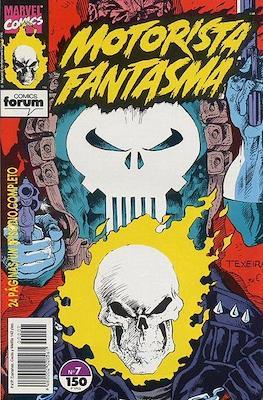 Motorista Fantasma (1991-1994) (Grapa. 17x26. 24 páginas. Color. (1991-1994).) #7
