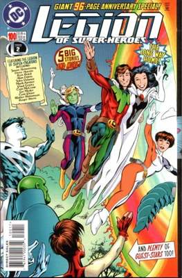 Legion of Super-Heroes Vol. 4 (1989-2000) (Comic-book) #100