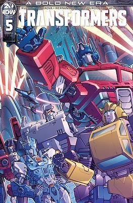 Transformers (2019) (Comic Book) #5