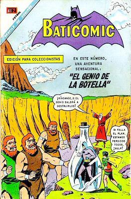 Batman - Baticomic (Rústica-grapa) #12