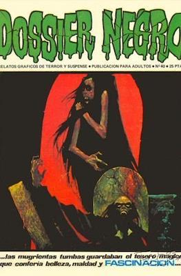 Dossier Negro (Rústica y grapa [1968 - 1988]) #40