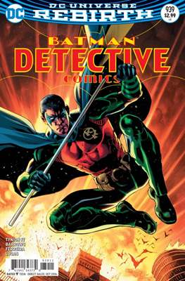 Detective Comics Vol. 1 (1937-2011; 2016-) (Comic Book) #939