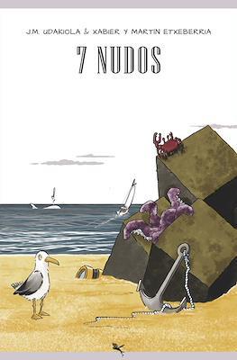 7 nudos (Rústica 82 pp) #