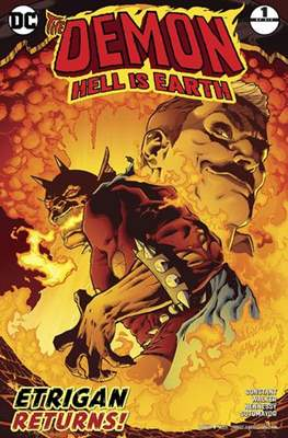 The Demon: Hell is Earth (2017)
