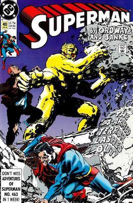 Superman Vol. 2 (1987-2006) (Comic Book) #40