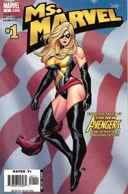 Ms. Marvel (Vol. 2 2006-2010)