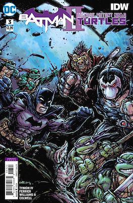 Batman / Teenage Mutant Ninja Turtles II. Variant Covers (Comic-book) #3.1