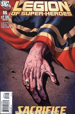 Legion of Super-Heroes Vol. 6 (2010-2011) (Comic-book) #16