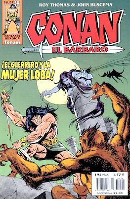 Conan el Bárbaro (1998-2001) (Grapa 24 pp) #38