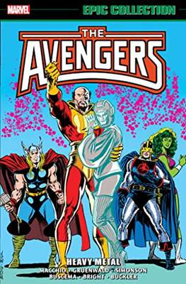 The Avengers Epic Collection (Softcover) #18