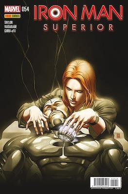 El Invencible Iron Man Vol. 2 (2011-) (Grapa - Rústica) #54