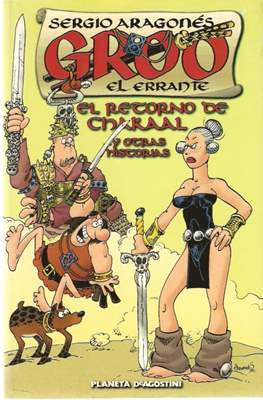 Groo el errante / Groo (1994-2008) #9