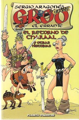 Groo el errante / Groo (1994-2008) (Rústica 96 pp) #9
